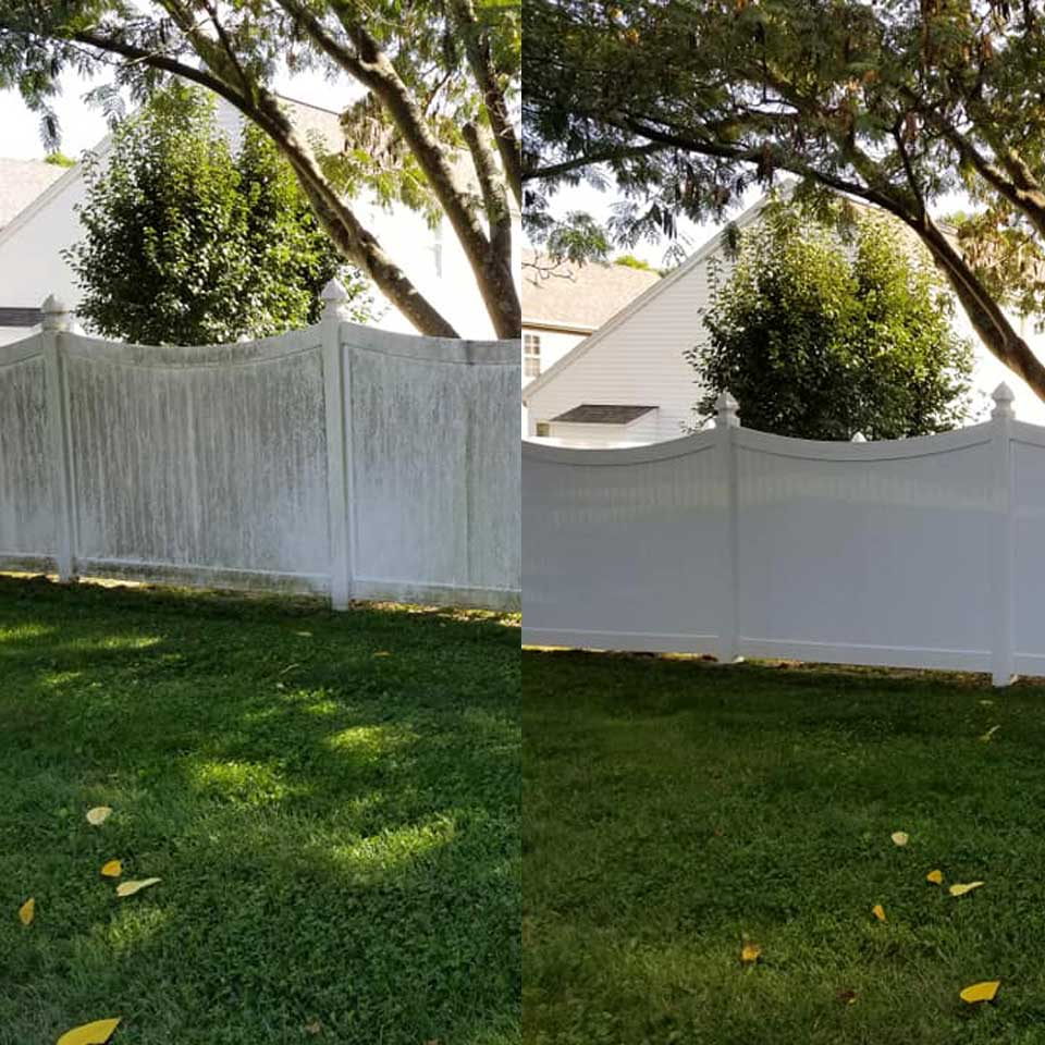 Fence & Deck Cleaning